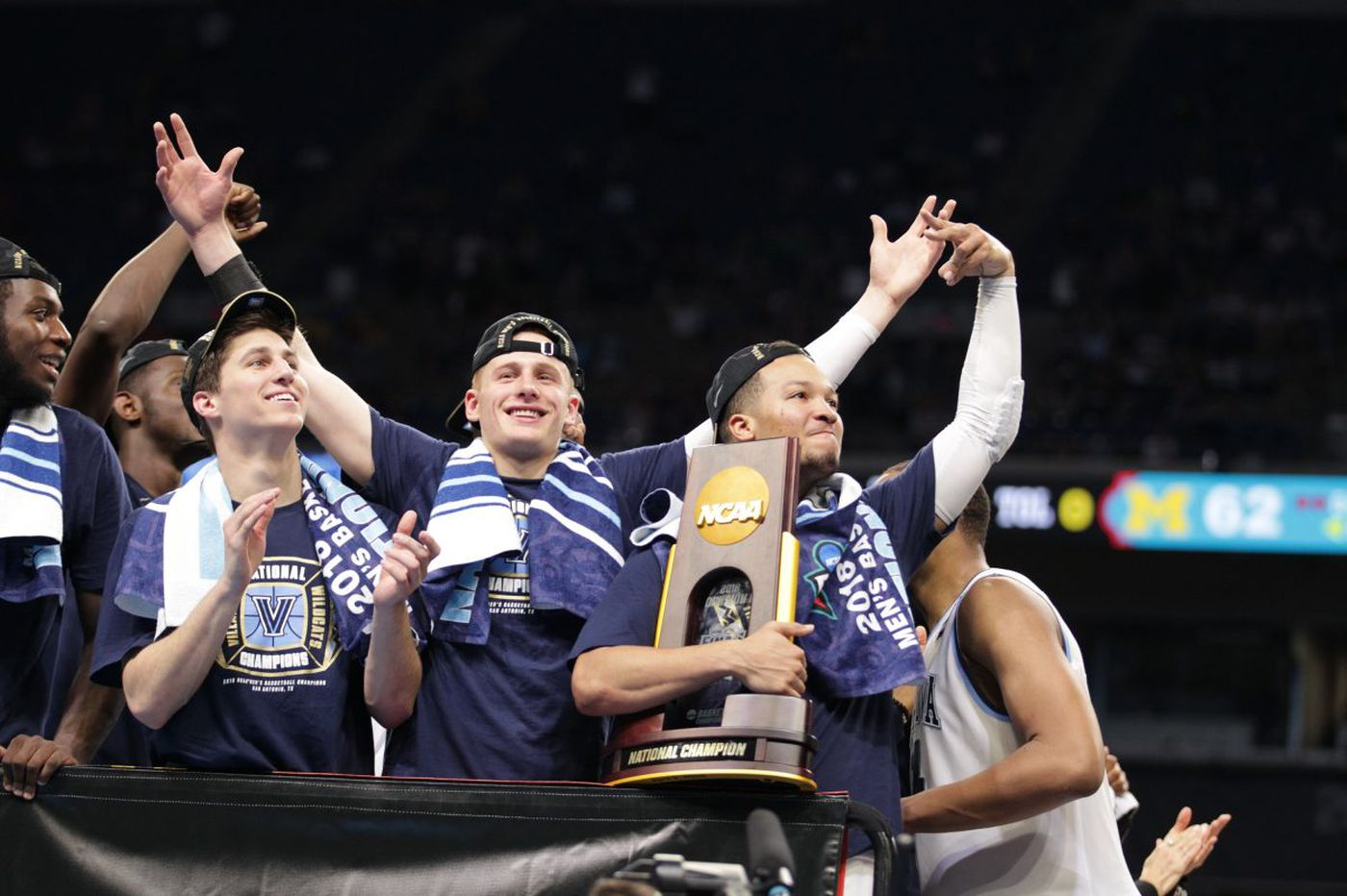 Don't forget Collin Gillespie's contributions Monday; without them, Villanova wouldn't have won another title | Mike Sielski