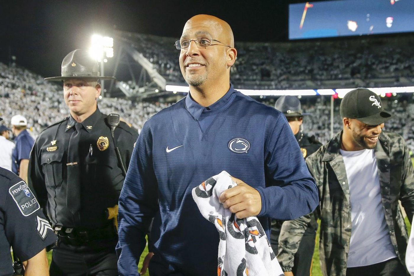 Penn State finalizes its 2018 freshman class, Franklin pleased