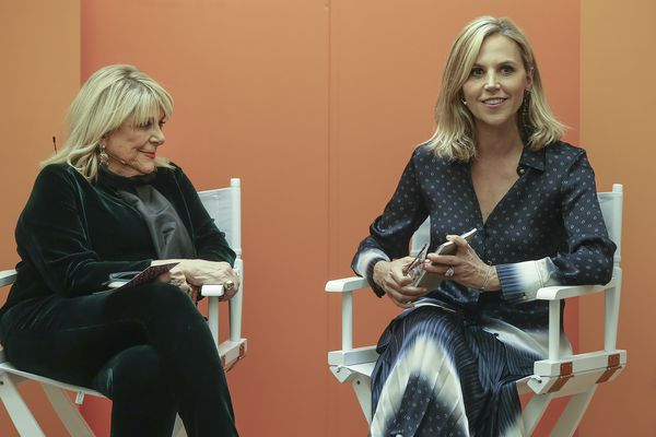 7 cool things I learned about Tory Burch (and her mom, Reva Robinson) during their intimate talk in King of Prussia | Elizabeth Wellington