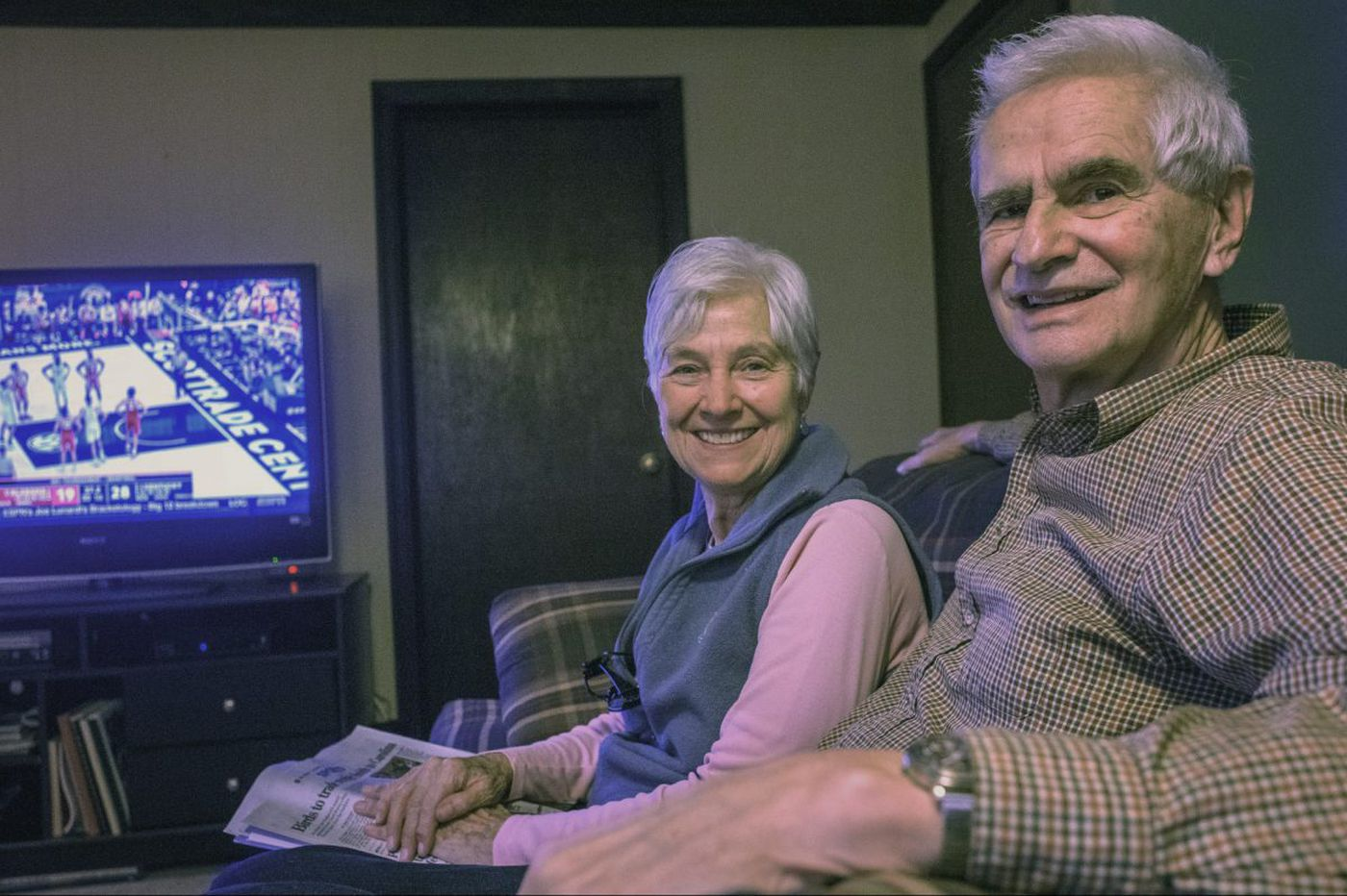Sports are an ally in the war against Alzheimer's for Pa. couple