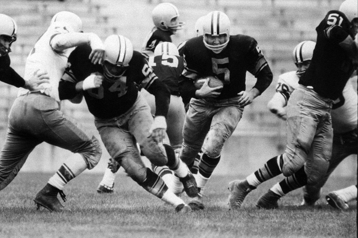 Hall of Fame running back Paul Hornung dies at 84