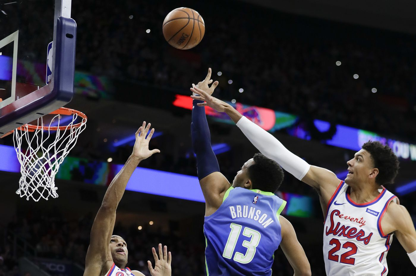 Sixers defense in top form ahead of Saturday's seeding game vs. Indiana Pacers