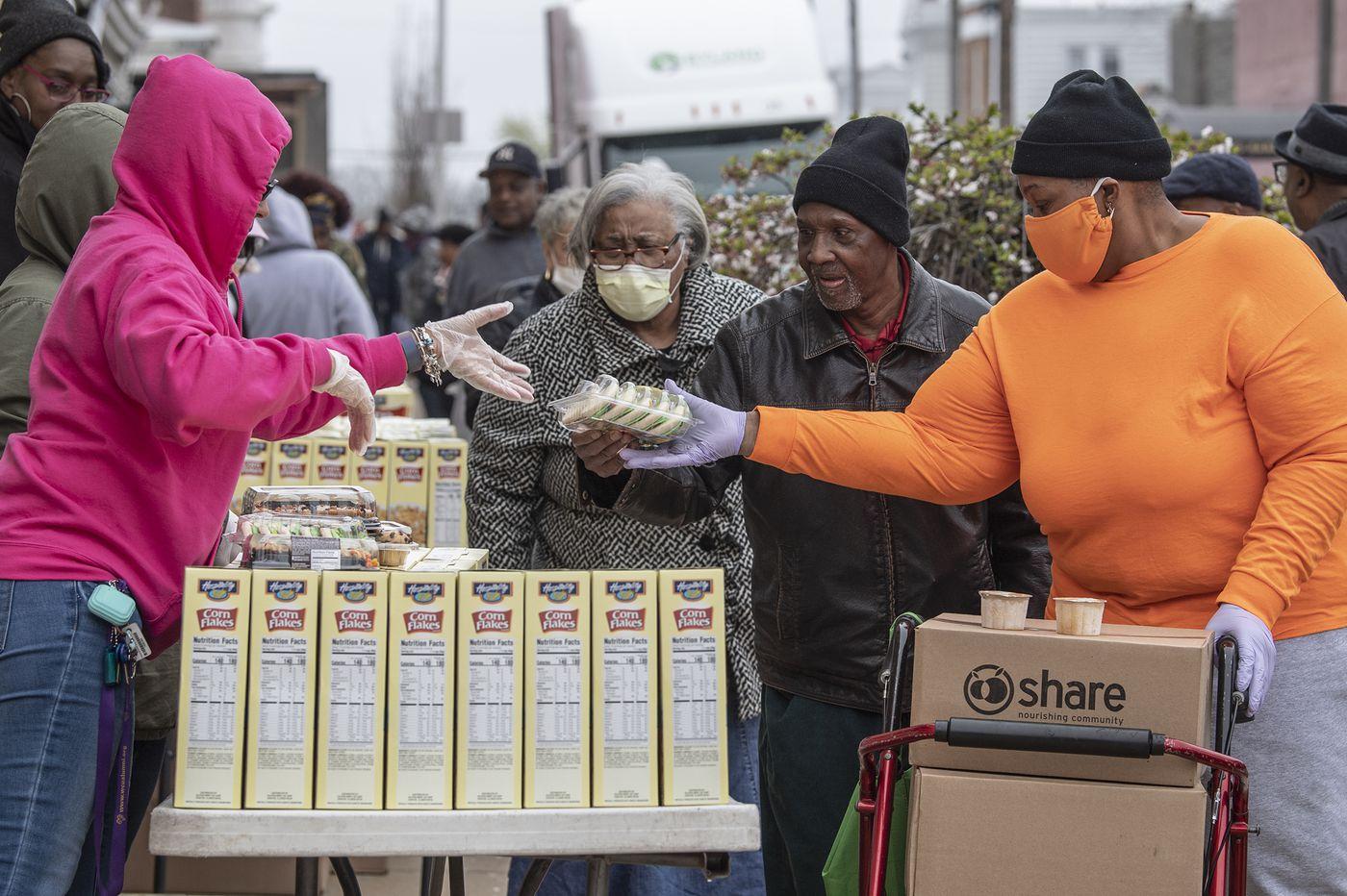 Flyers donate $250,000 to help Philabundance feed people during coronavirus pandemic
