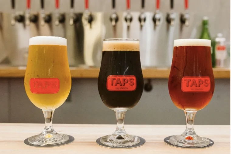 The Bourse Beer Hall event will feature 16 German-style beers on tap.
