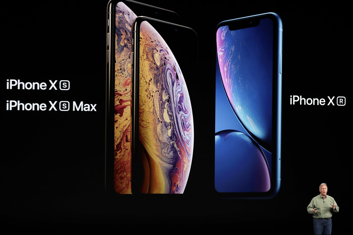 Apple iPhone XS vs. XS Max vs. XR