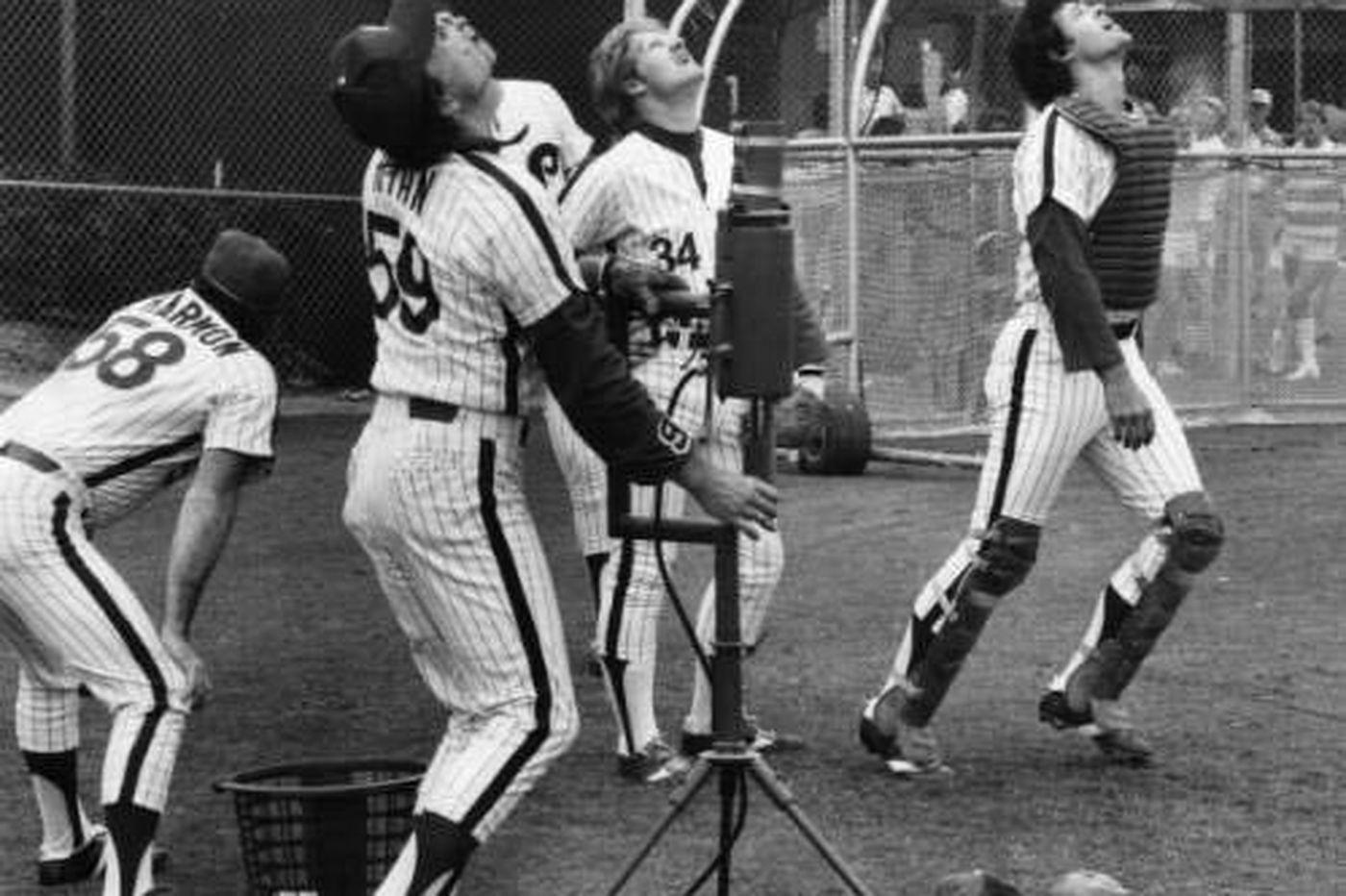 Longtime Phillies coach 'Irish' Mike Ryan dies, 78