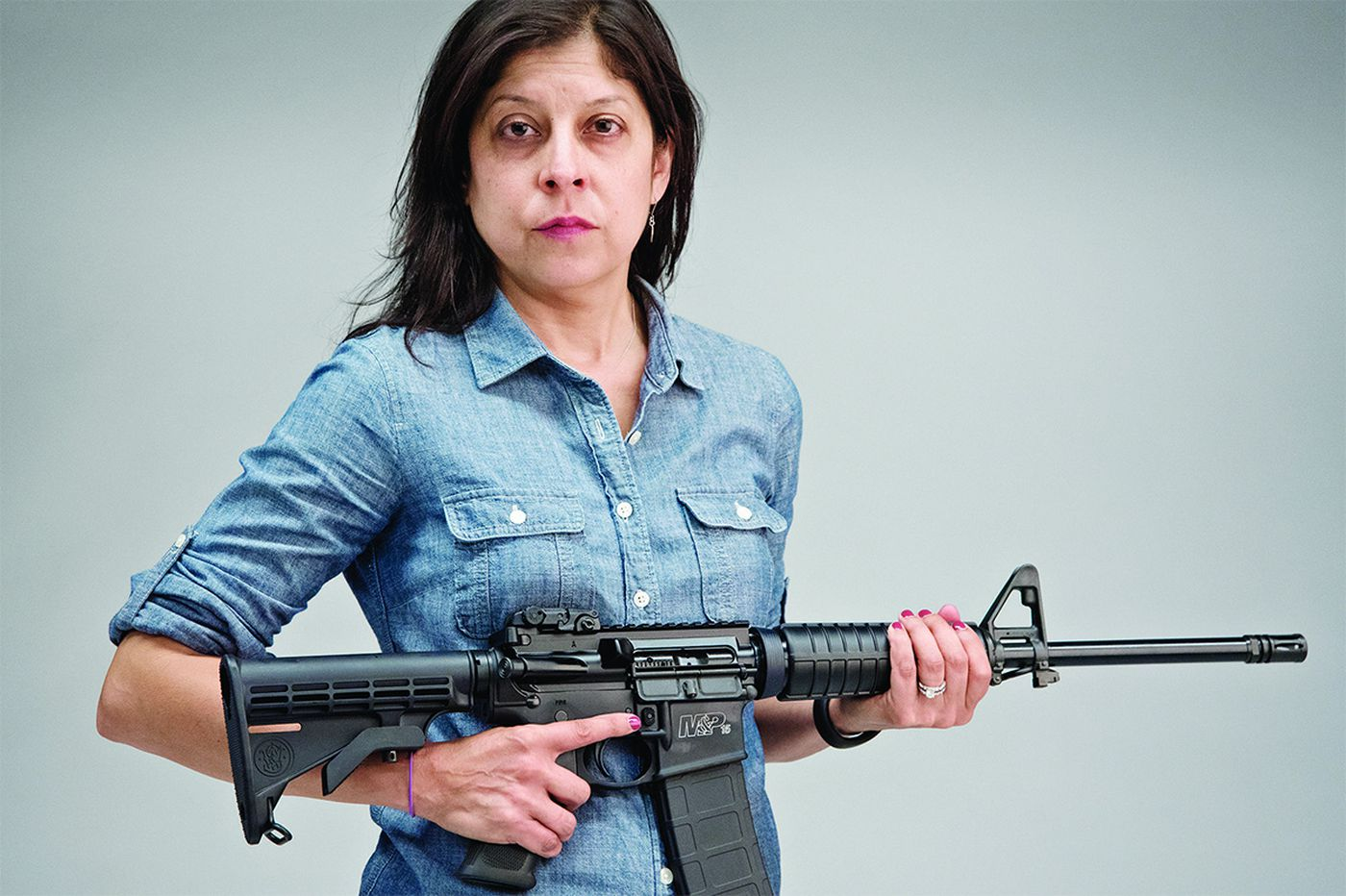 Ubiñas: For some folks, it's easier to get a gun than to get the point