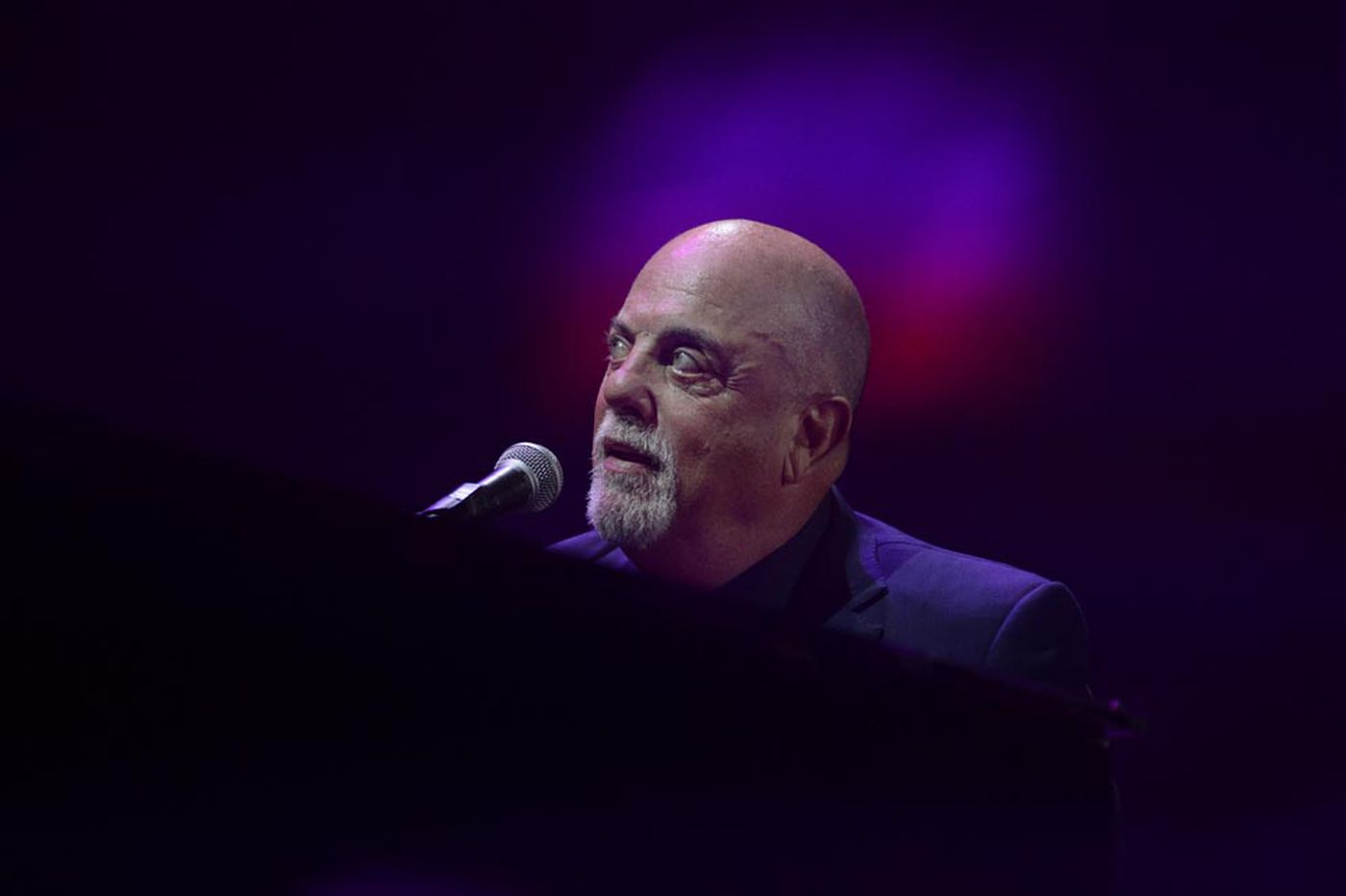 Billy Joel is returning to Philadelphia for the sixth year in a row