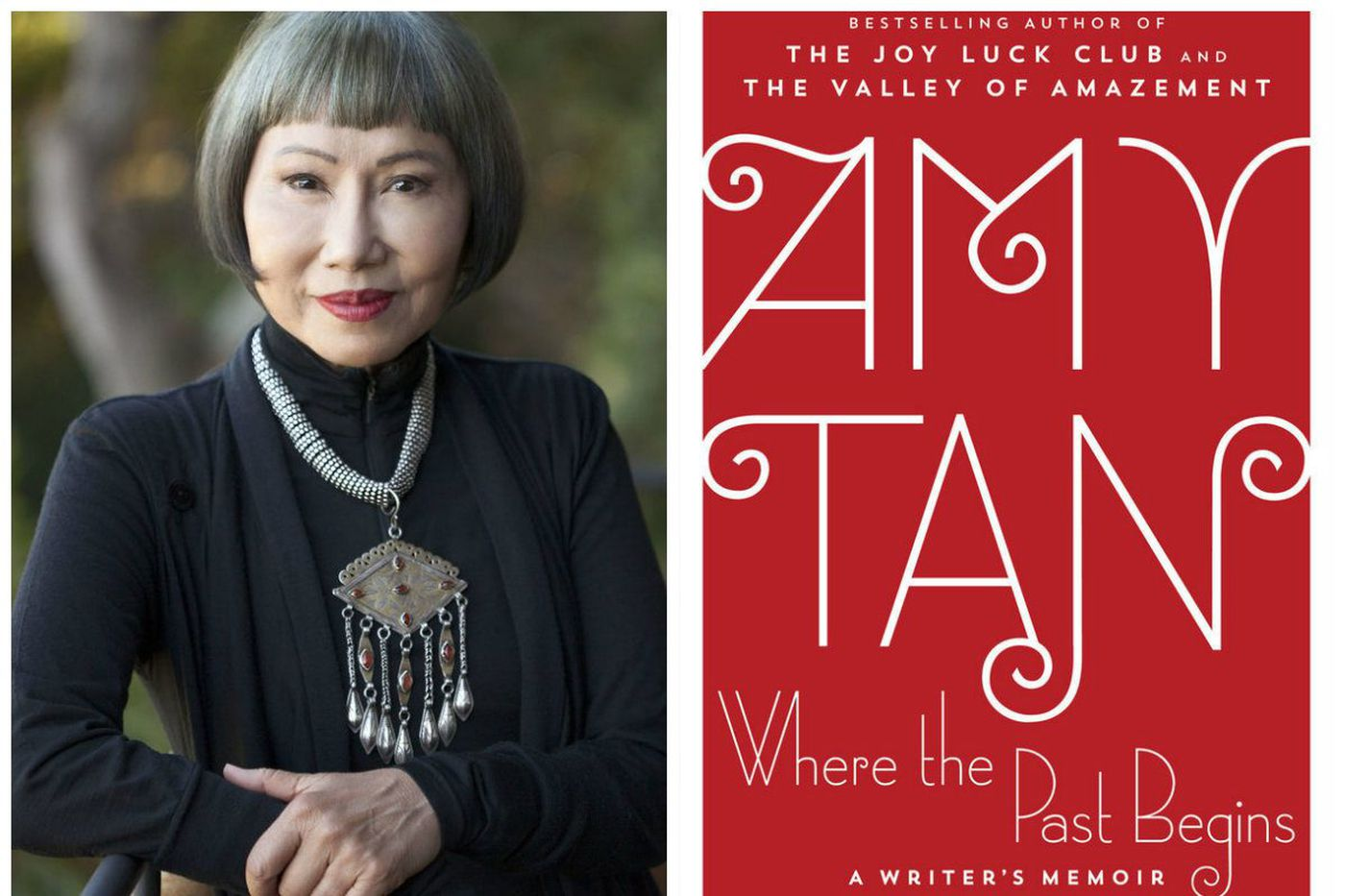 Amy Tan explores the dark side of her Joy Luck Club in new memoir 'Where the Past Begins'