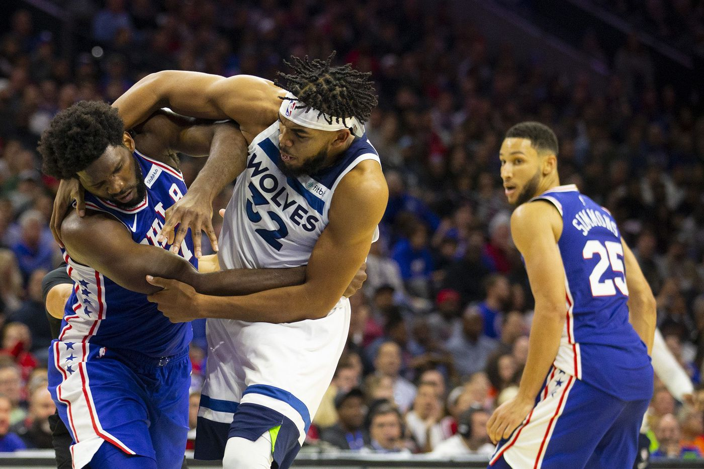 Joel Embiid and Ben Simmons can't change in time for a 76ers stretch run, so let them be   Marcus Hayes