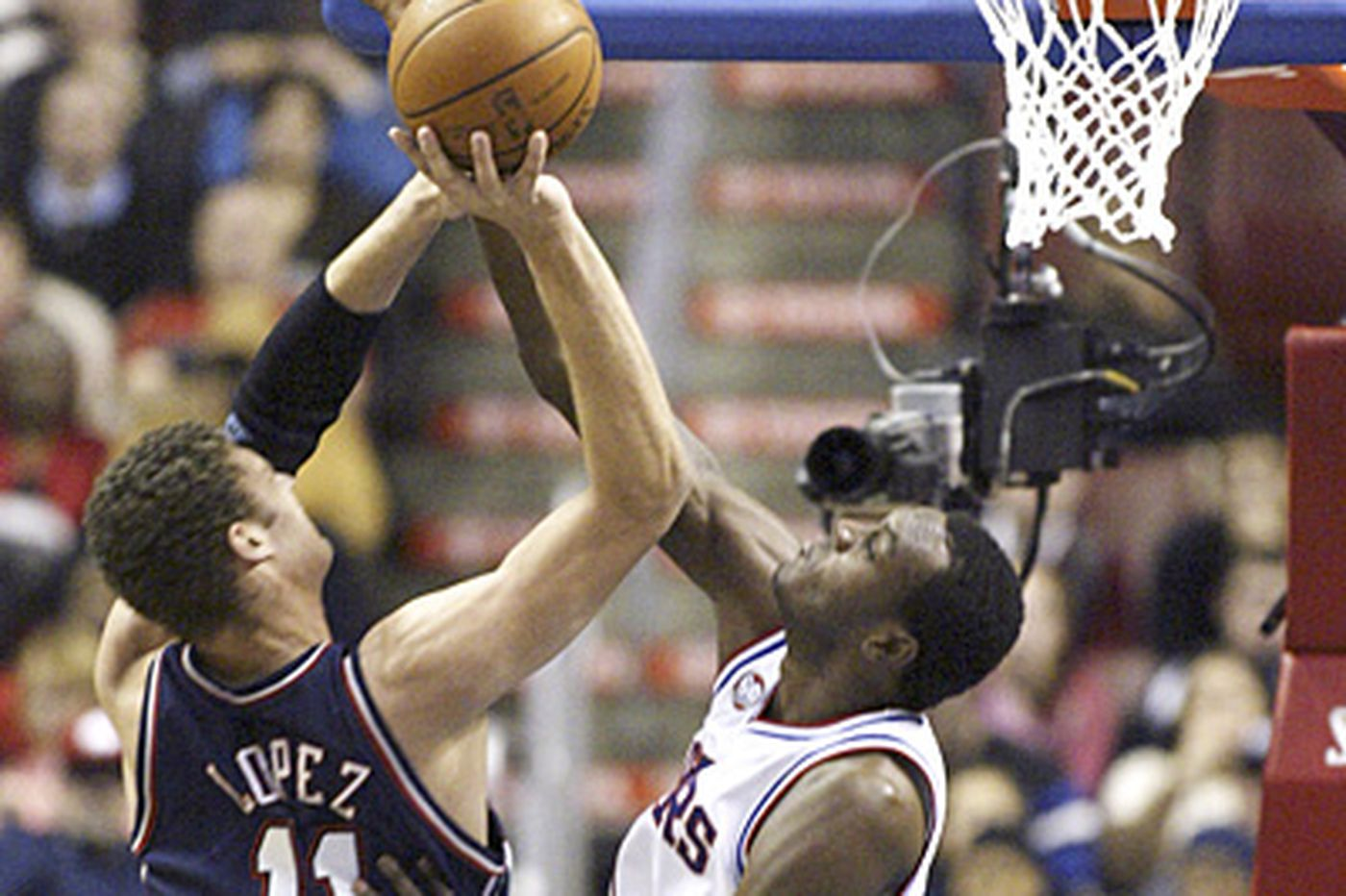 Sixers defeated by Nets