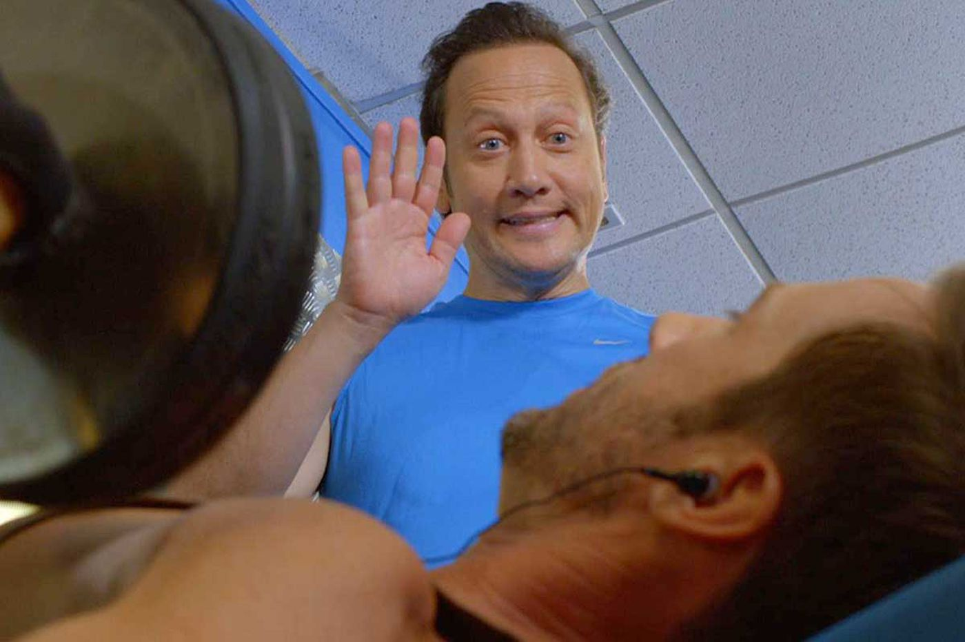 Review: Rob Schneider gets 'Real' on Netflix, we'd rather he didn't