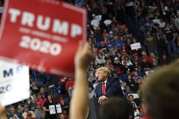 A new 2020 poll has warning signs for Trump in Pennsylvania and other 'Blue Wall' states he captured in 2016