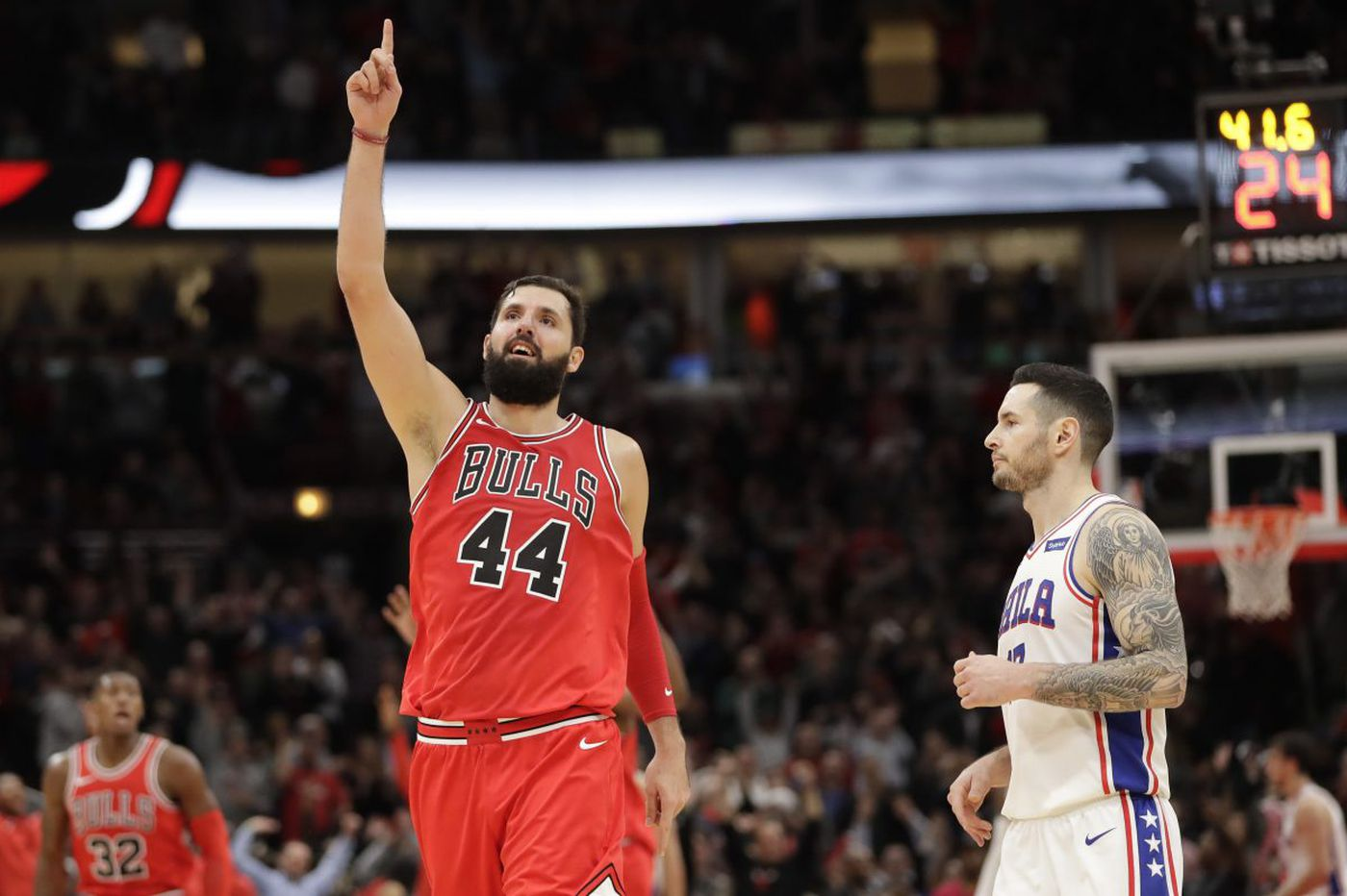 Sixers-Chicago Bulls observations, 'best' and 'worst' awards: Nikola Mirotic, Ben Simmons, another fourth-quarter meltdown