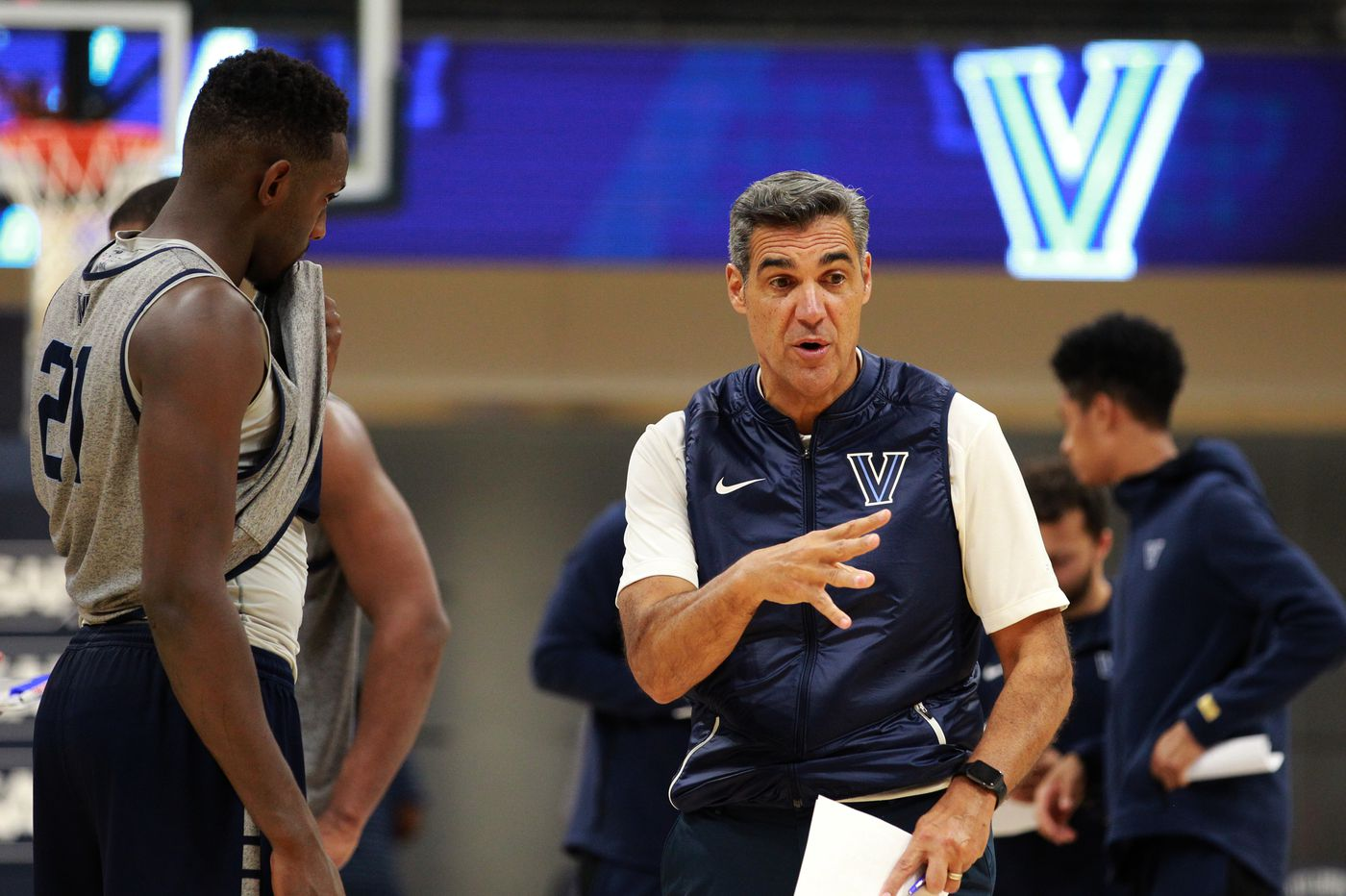 Villanova is No. 10 in the AP preseason college basketball rankings