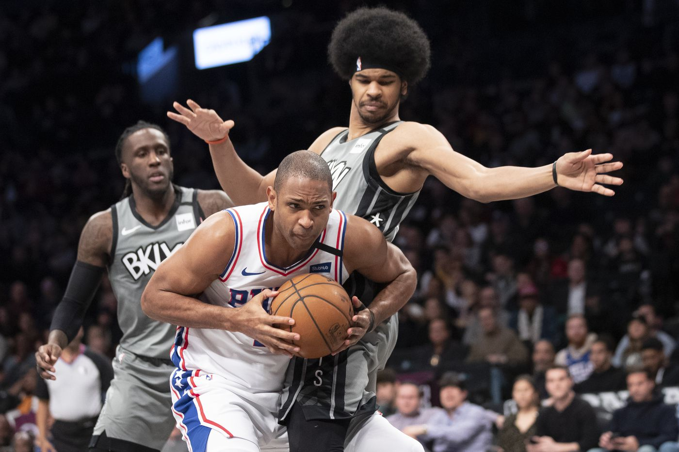 Al Horford's performance in Brooklyn is a positive sign for the Sixers