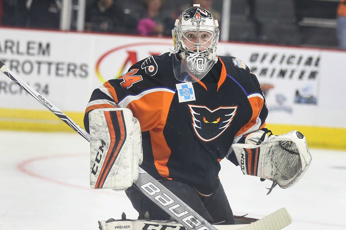 Alex Lyon returns as injuries leave Flyers short on goalie experience