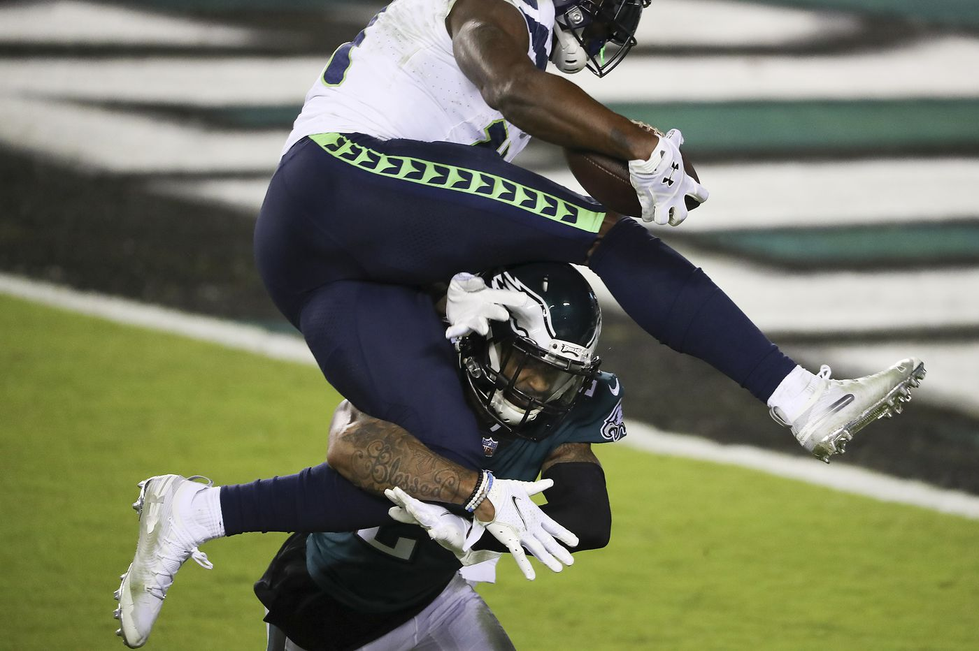 Five reasons why the Eagles lost to the Seahawks and fell to 3-7-1 and out of first place in the NFC East