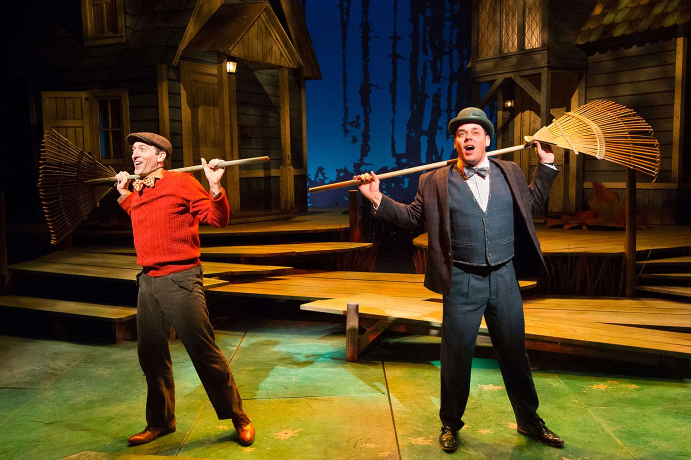 Arden continues exceptional season with wondrous 'Frog and Toad'