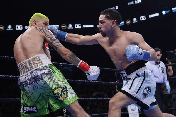 Danny Garcia and Stephen Fulton aiming for title shots after dominant wins
