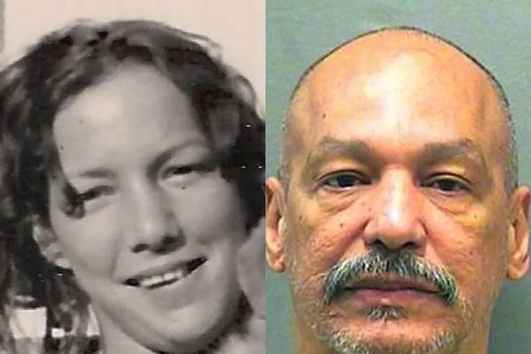 Richard Santiago, out on parole in a 2004 stabbing death, was charged with murder in the fatal stabbing of Ramona Johnstone of Woodbury, who testified against him.