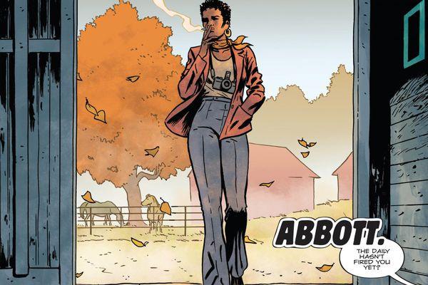 Move over, Lois Lane, Abbott's on the beat | Helen Ubiñas