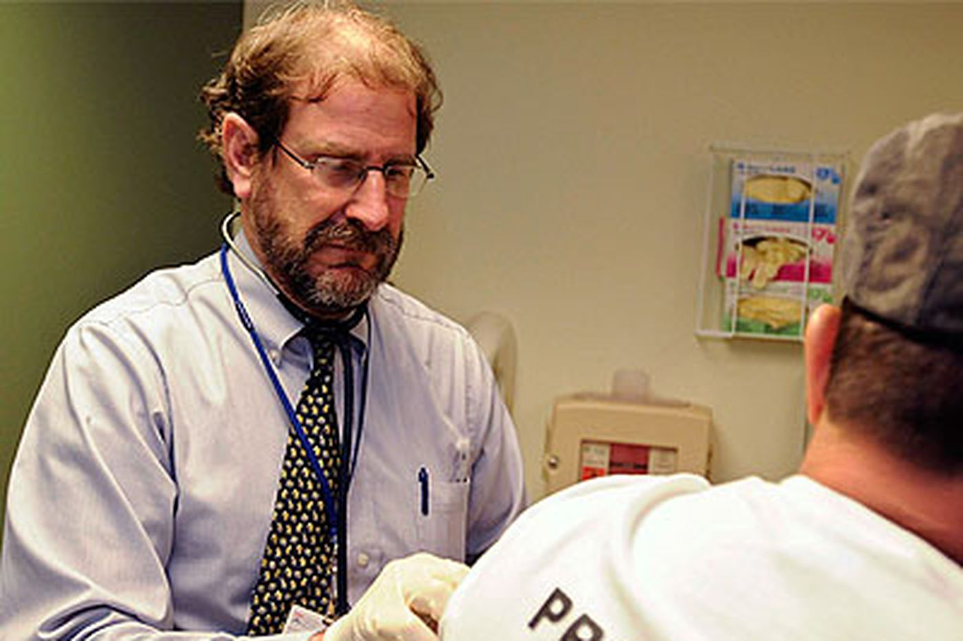 New hope for rising tide of boomers with hepatitis C