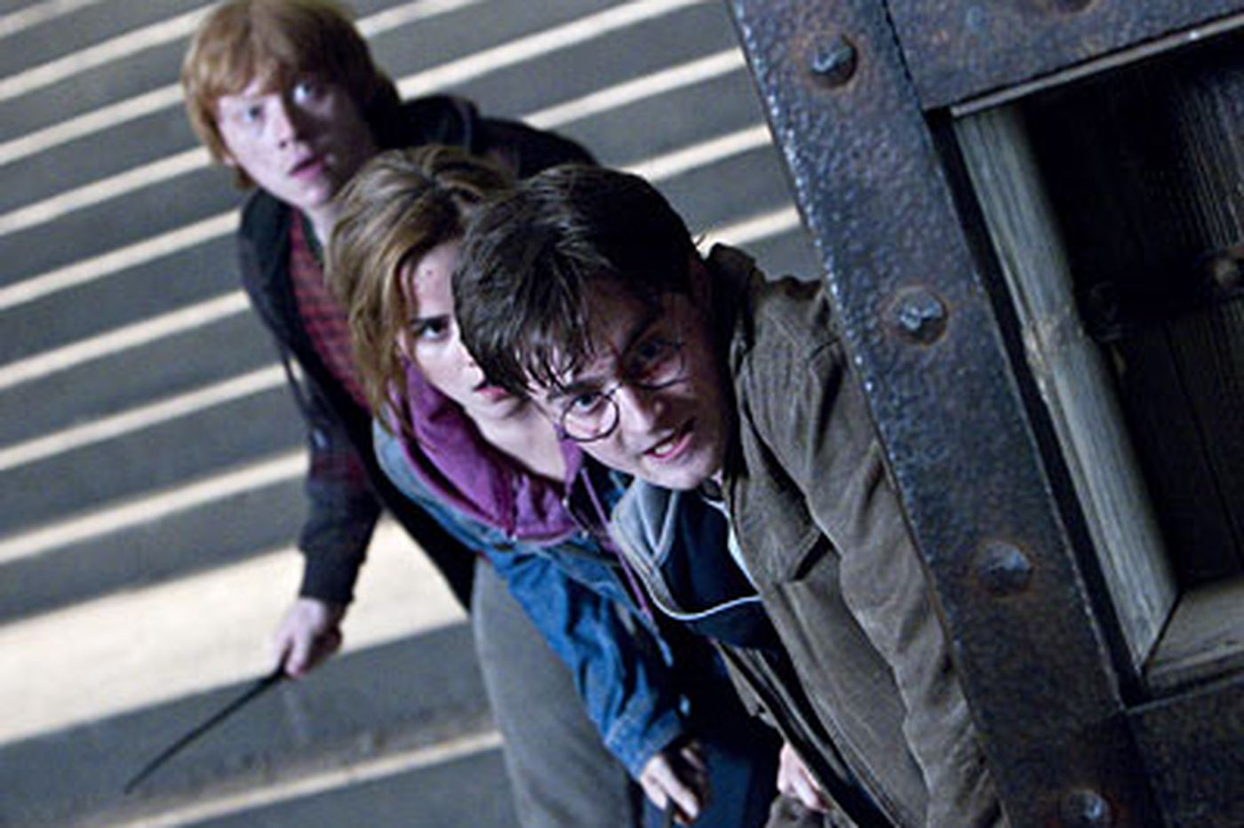 For 'Harry Potter' fans, an era is ending
