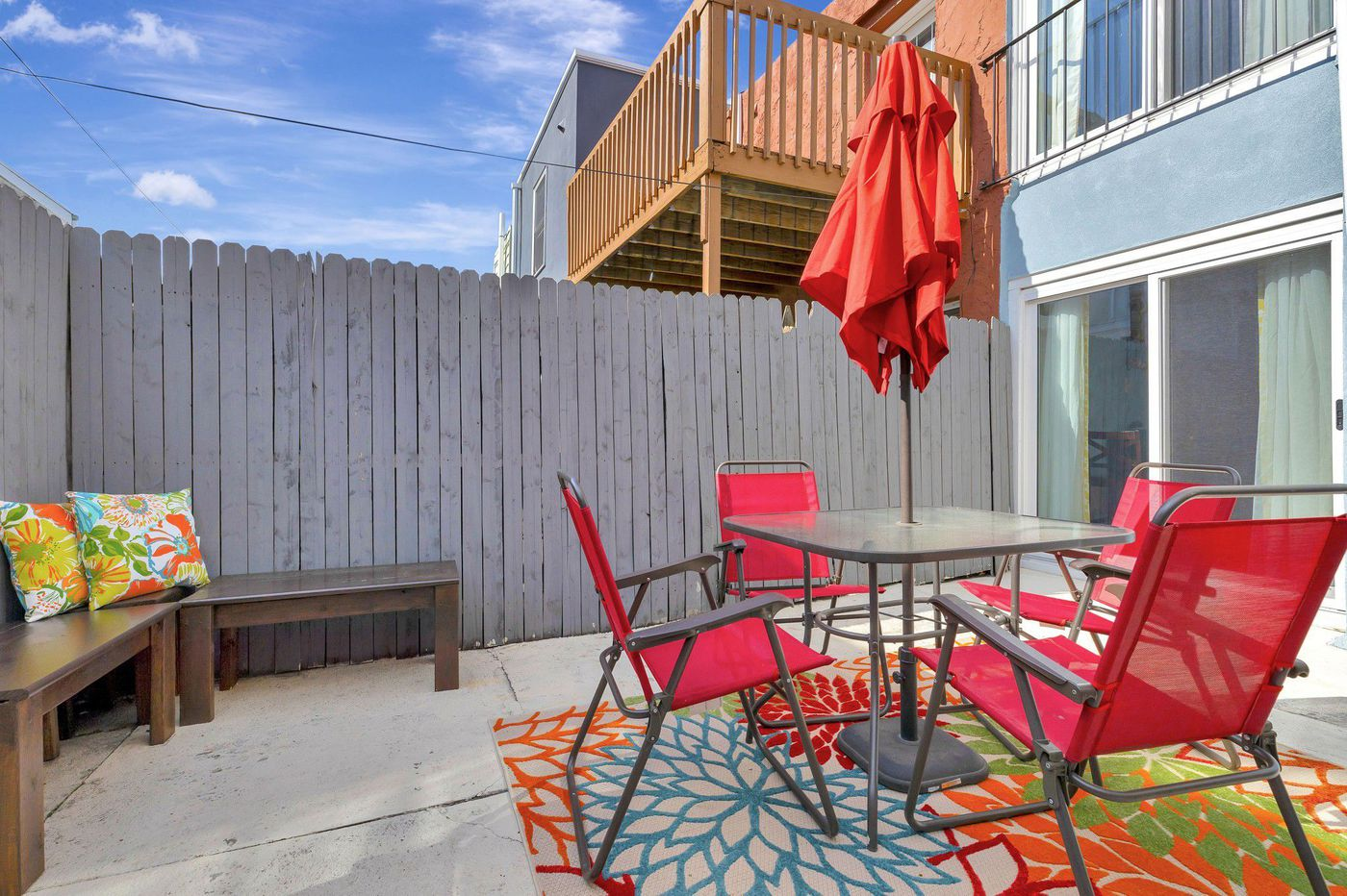 On the market: A two-bedroom rowhouse near Center City for $319,000