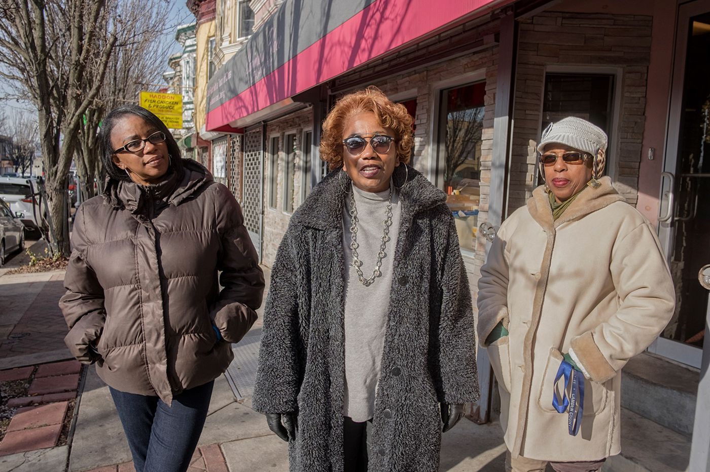 Why Camden's Parkside neighborhood has a spring in its step