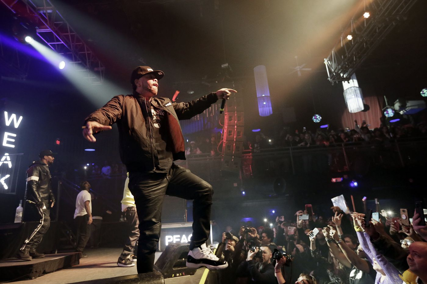 Wu-Tang Clan marks 25 years of '36 Chambers' with a raucous tour kickoff at Franklin Music Hall