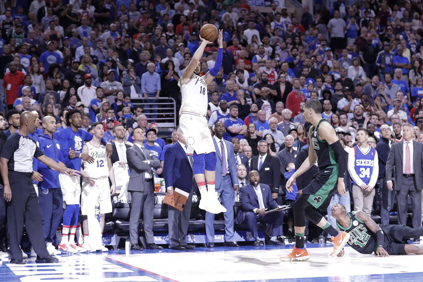 Remembering the Sixers' 2018 playoff run as series with Nets approaches