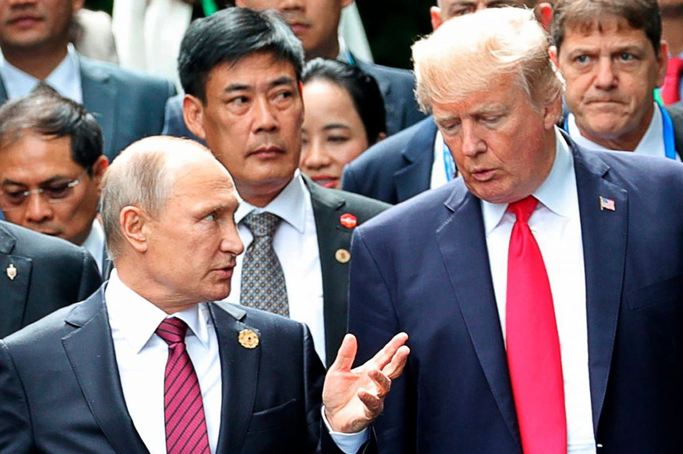 Report from Moscow: Not the Cold War, not WWIII: What to look for from Russia   Trudy Rubin