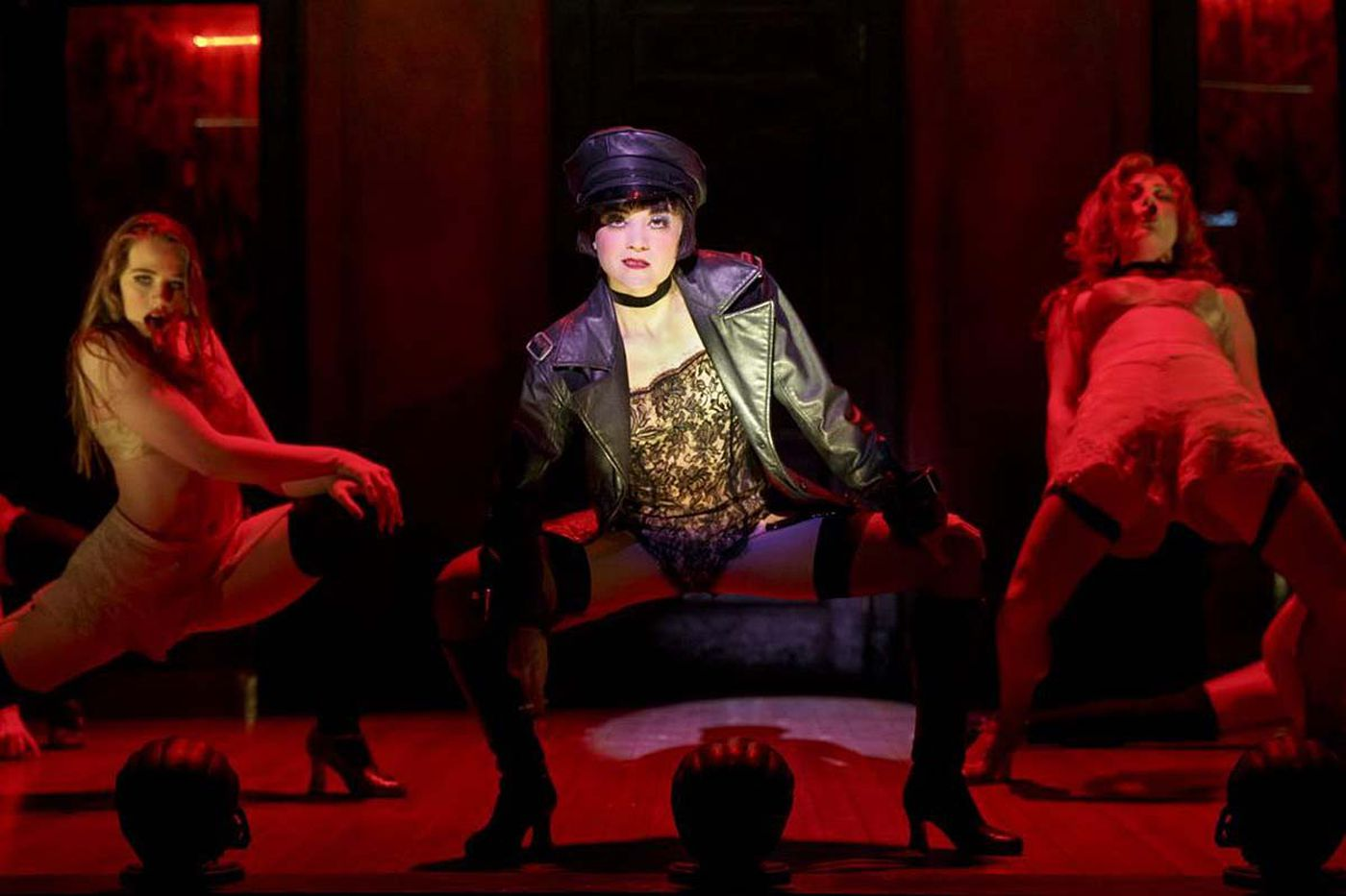 Get ready for 'Cabaret' at the Academy of Music by seeing these fabulous cabaret acts around Philly