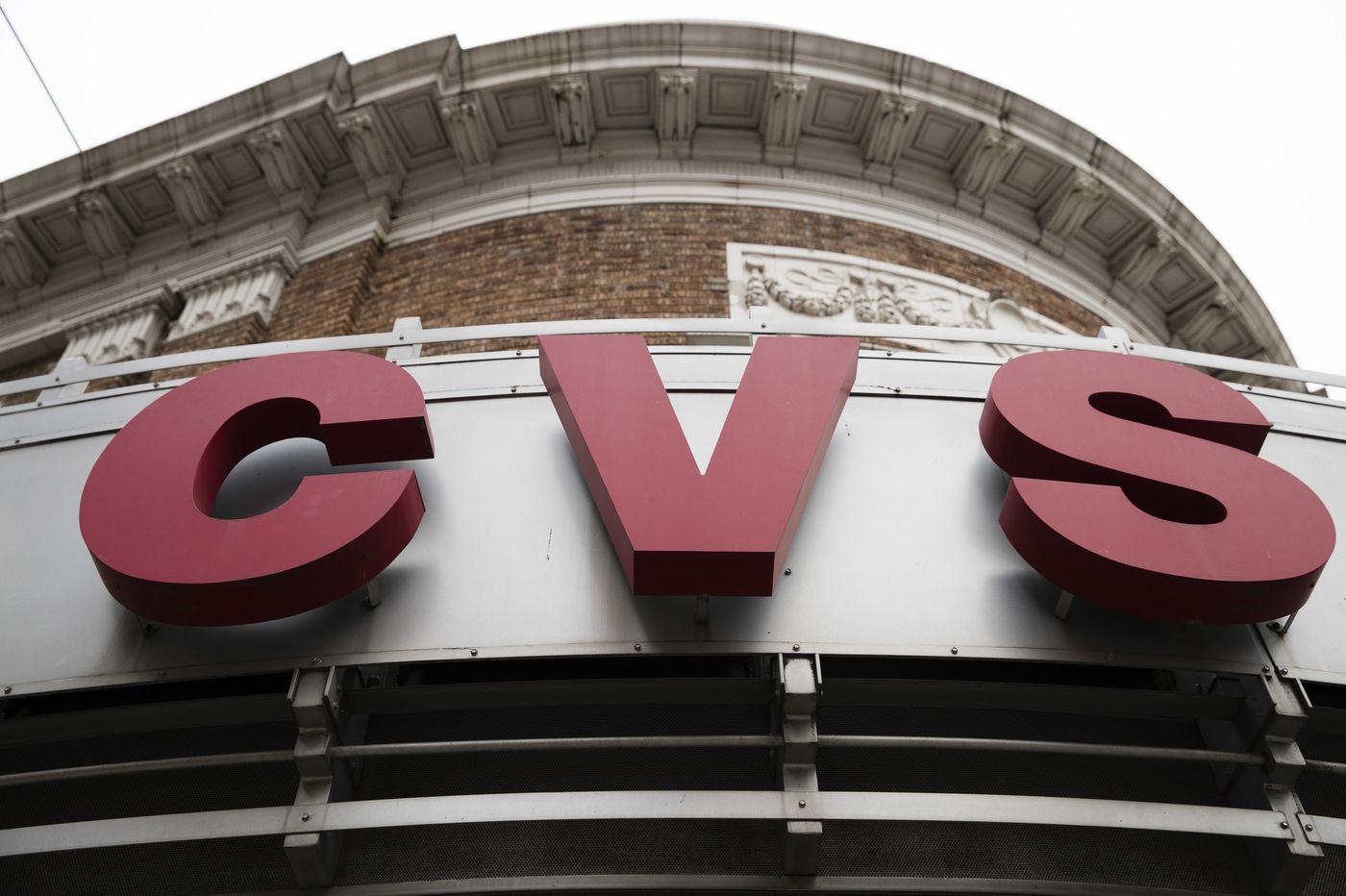 CVS Pharmacy launches same–day prescription delivery in Philadelphia