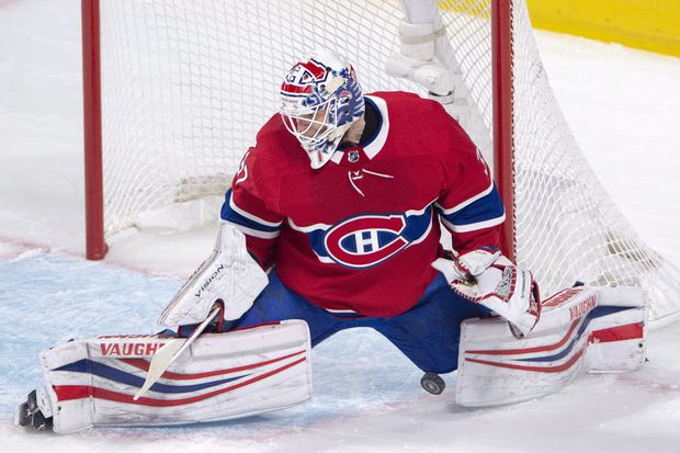Canadiens are latest team to give Flyers the backup-goalie treatment