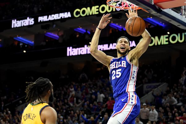 Sixers hold off Jazz comeback in 103-94 win, stay perfect at home