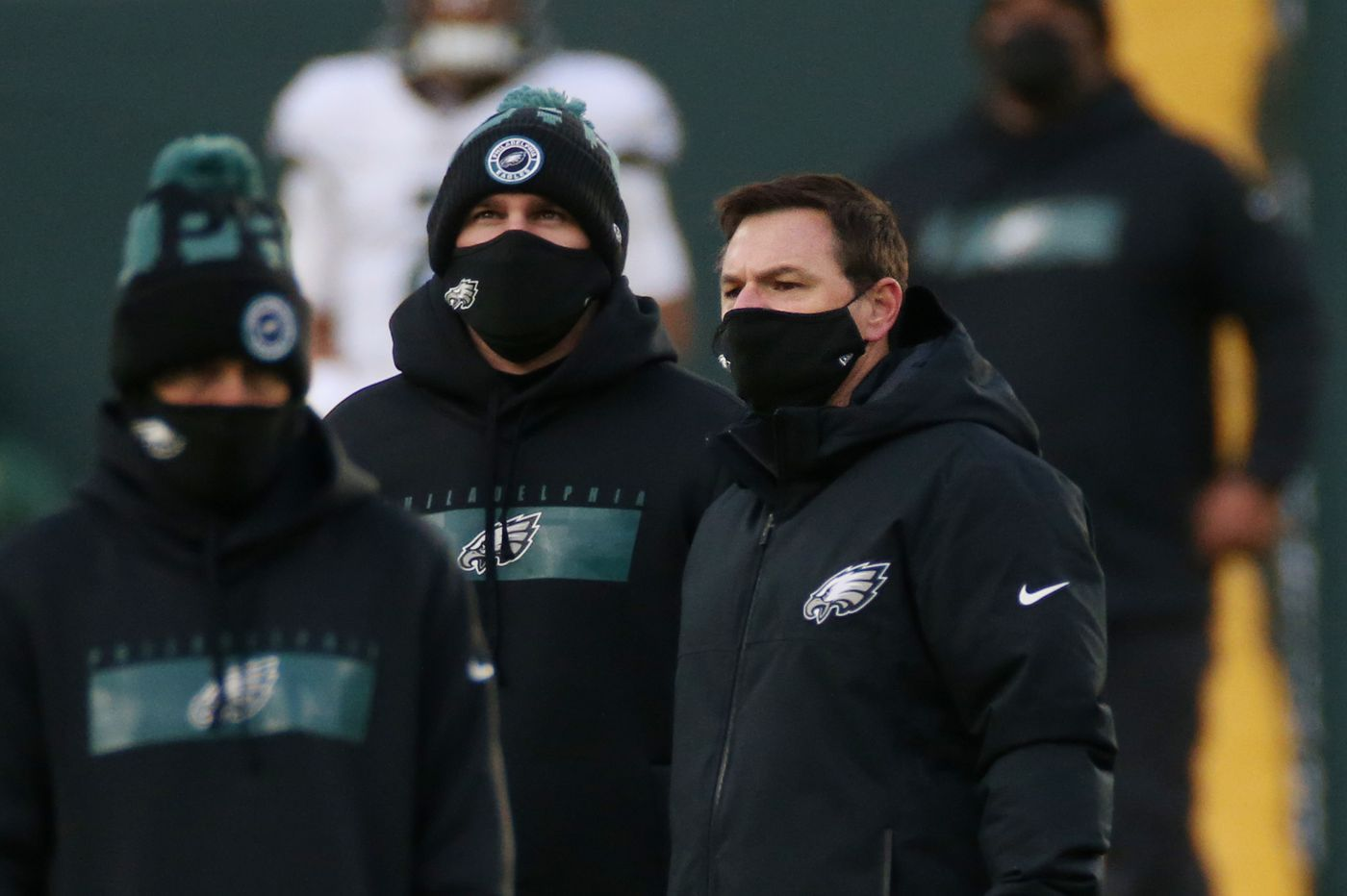 Eagles won't bring back offensive assistants Rich Scangarello and Marty Mornhinweg