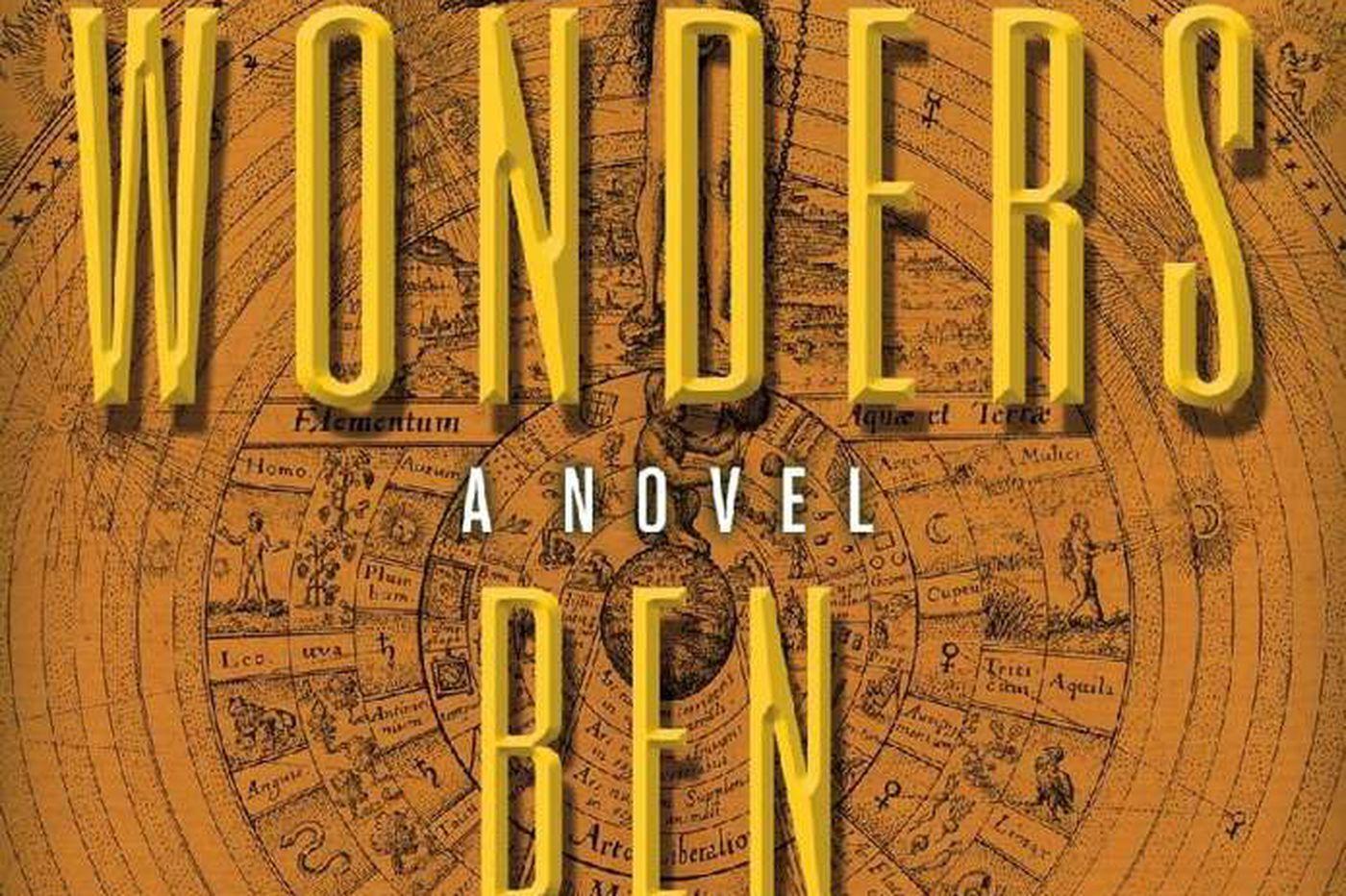 Mezrich returns to fiction for 'Seven Wonders'