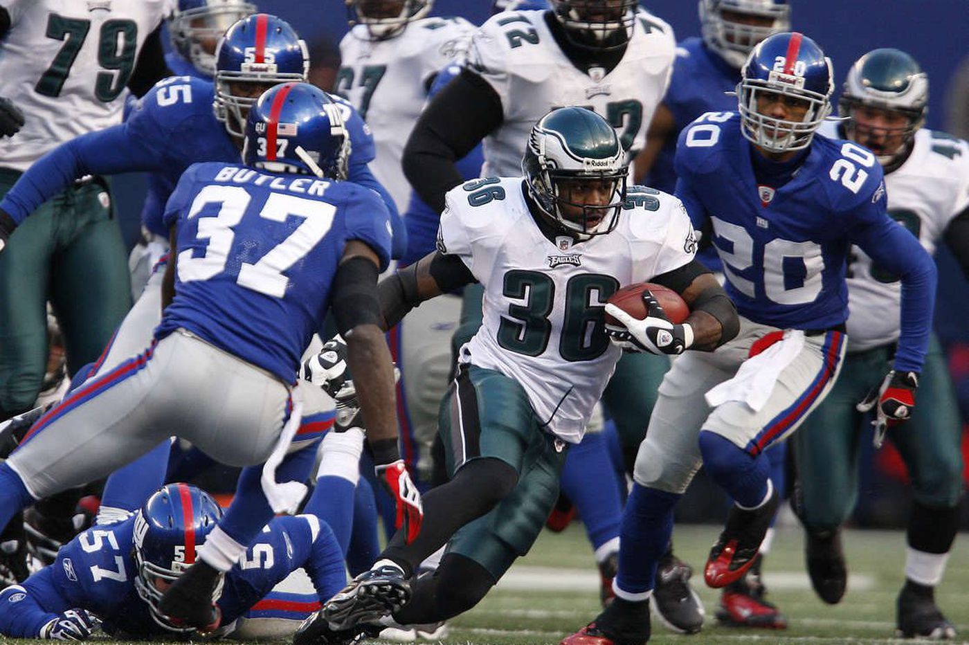 A look back at the Eagles' last trip to the NFC championship game