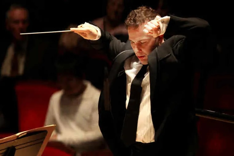 Guest conductors the board has considered include Canadian  Yannick Nézet-Séguin, who had a promising first appearance but a disappointing second one ...
