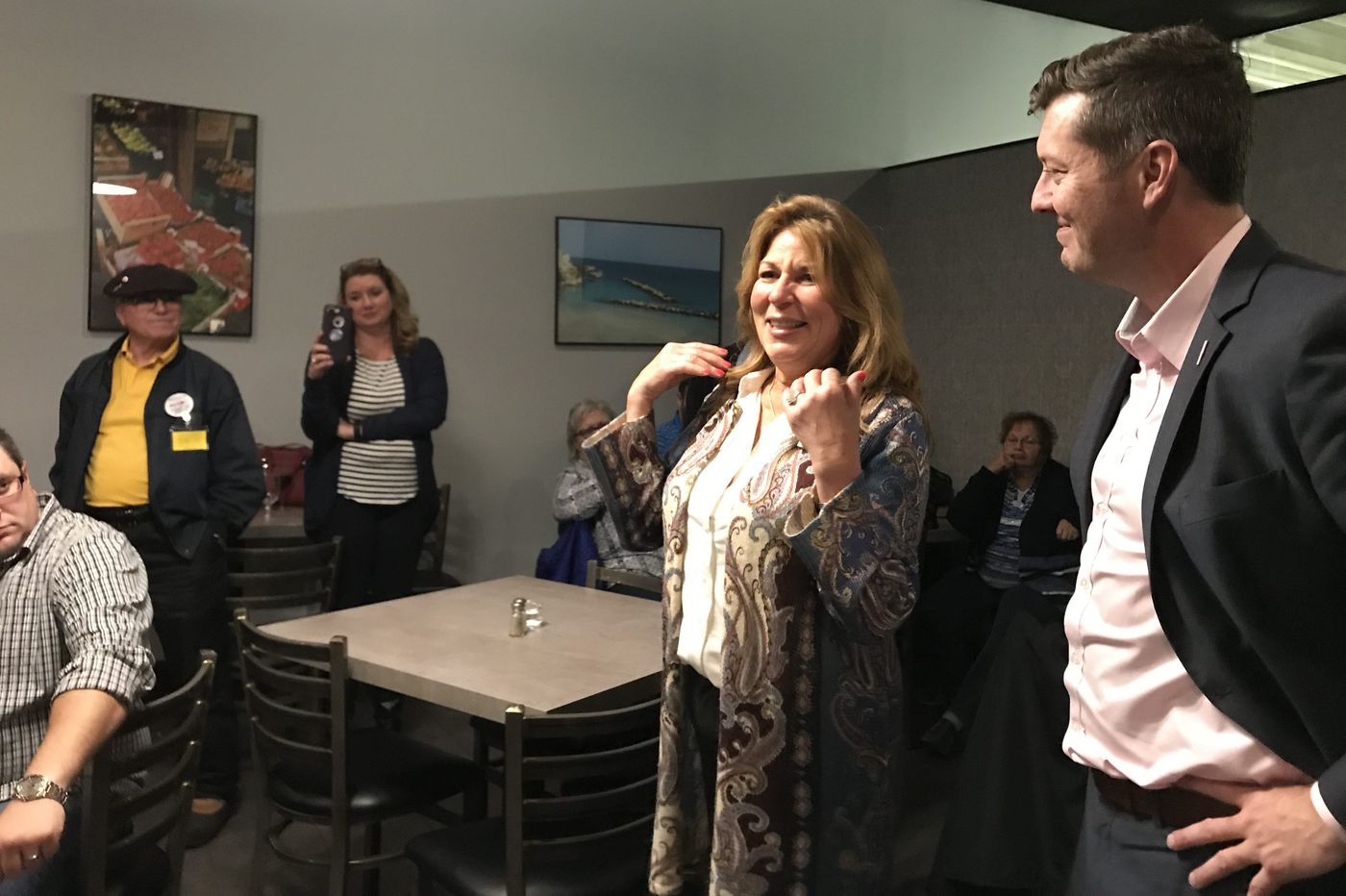 A midterms nail-biter in Bucks County means bad news for Pa. Democrats. But this is Bucks! | Maria Panaritis