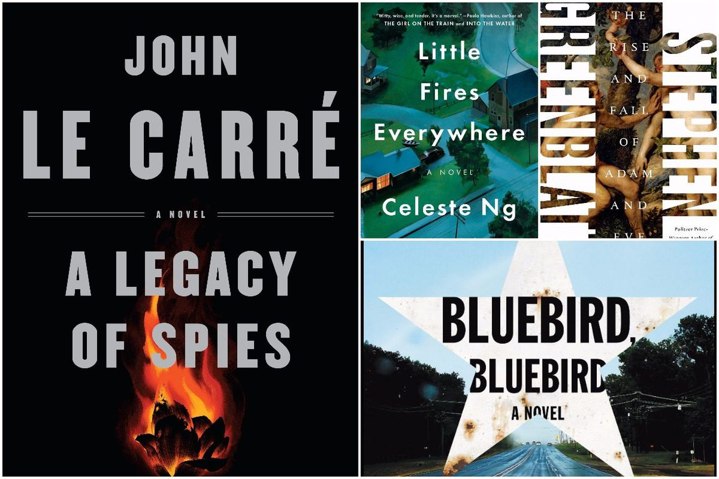 Fall's big books: From Le Carré, Ward, Egan, Maynard, Ng … and Tom Hanks?