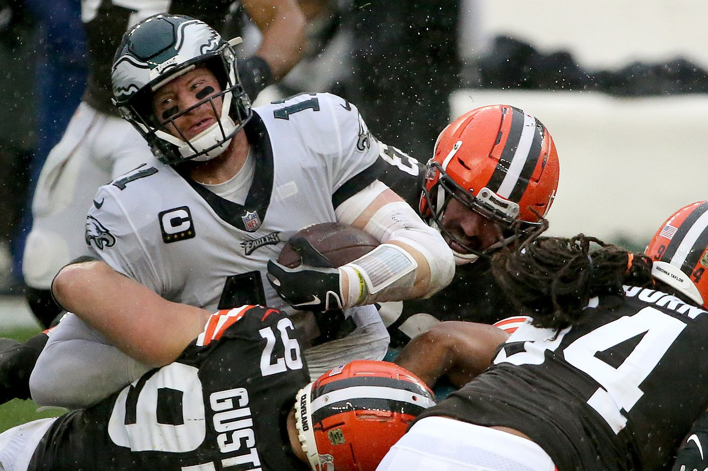 Seahawks at Eagles: Our beat writers' predictions for Week 12