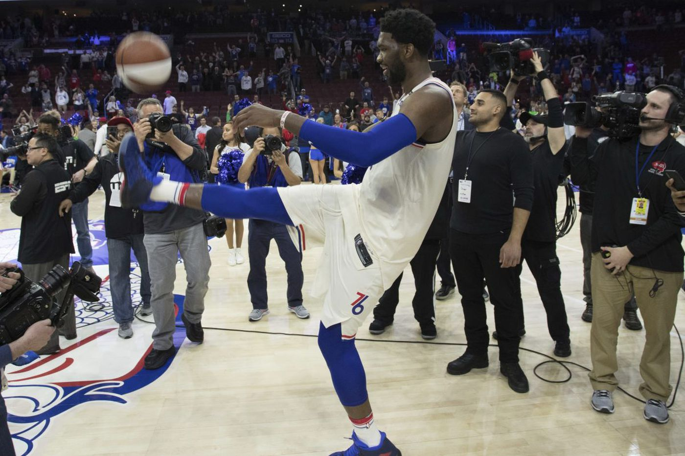 76ers will be tough to kick out of NBA playoffs  92e69c550
