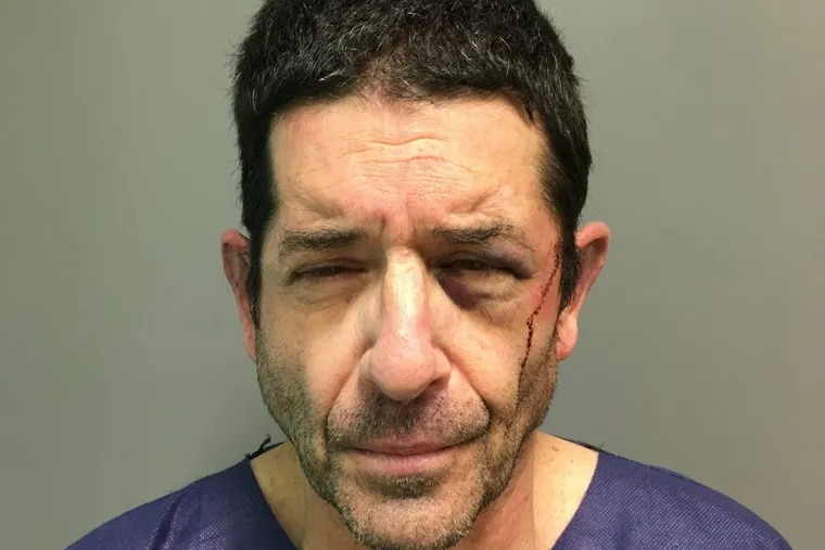 Jamison Bachman of Philadelphia is accused by Montgomery County authorities of killing his brother Harry Bachman at Harry's home in Elkins Park.