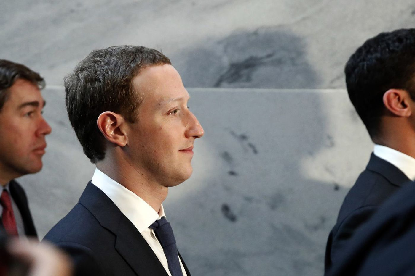 Don't let Zuckerberg make the false argument that Facebook is 'too big to fail'   Opinion