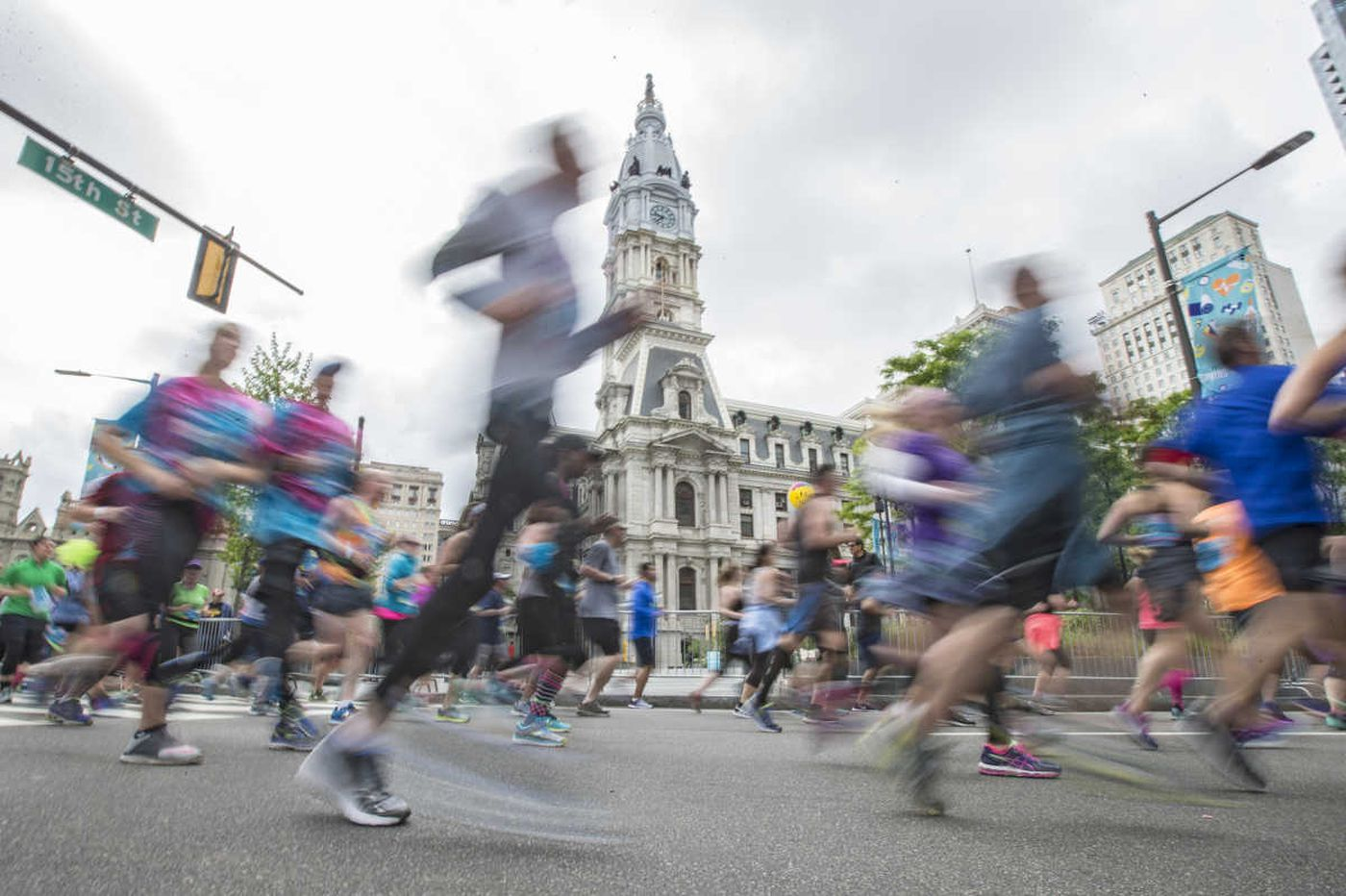 Broad Street runners, you finished a 10-mile race. Now what?