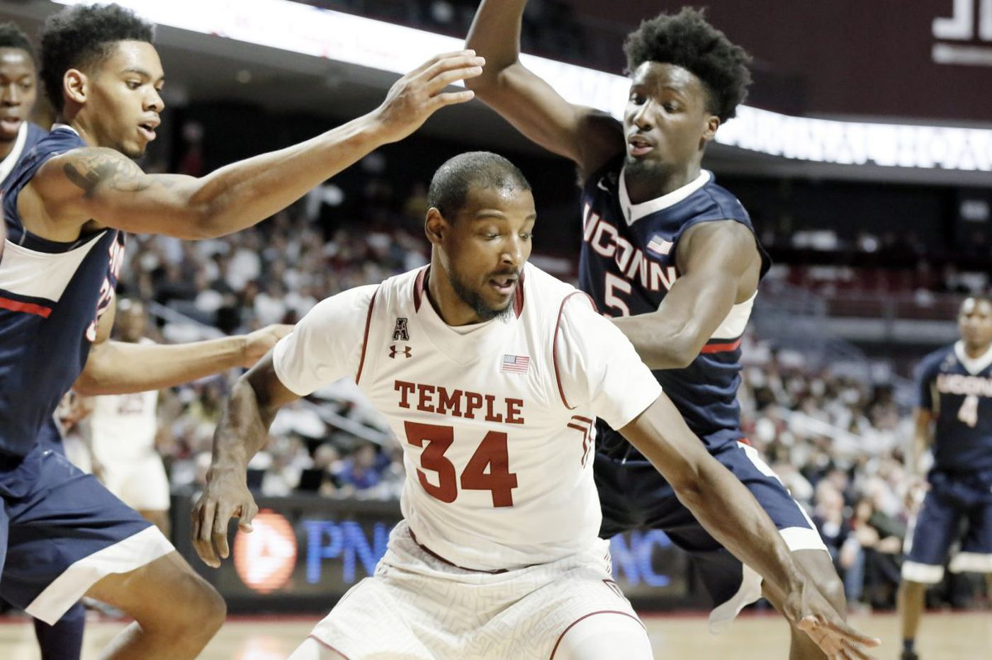 Temple's conference basketball schedule includes Wichita State twice in 15 days