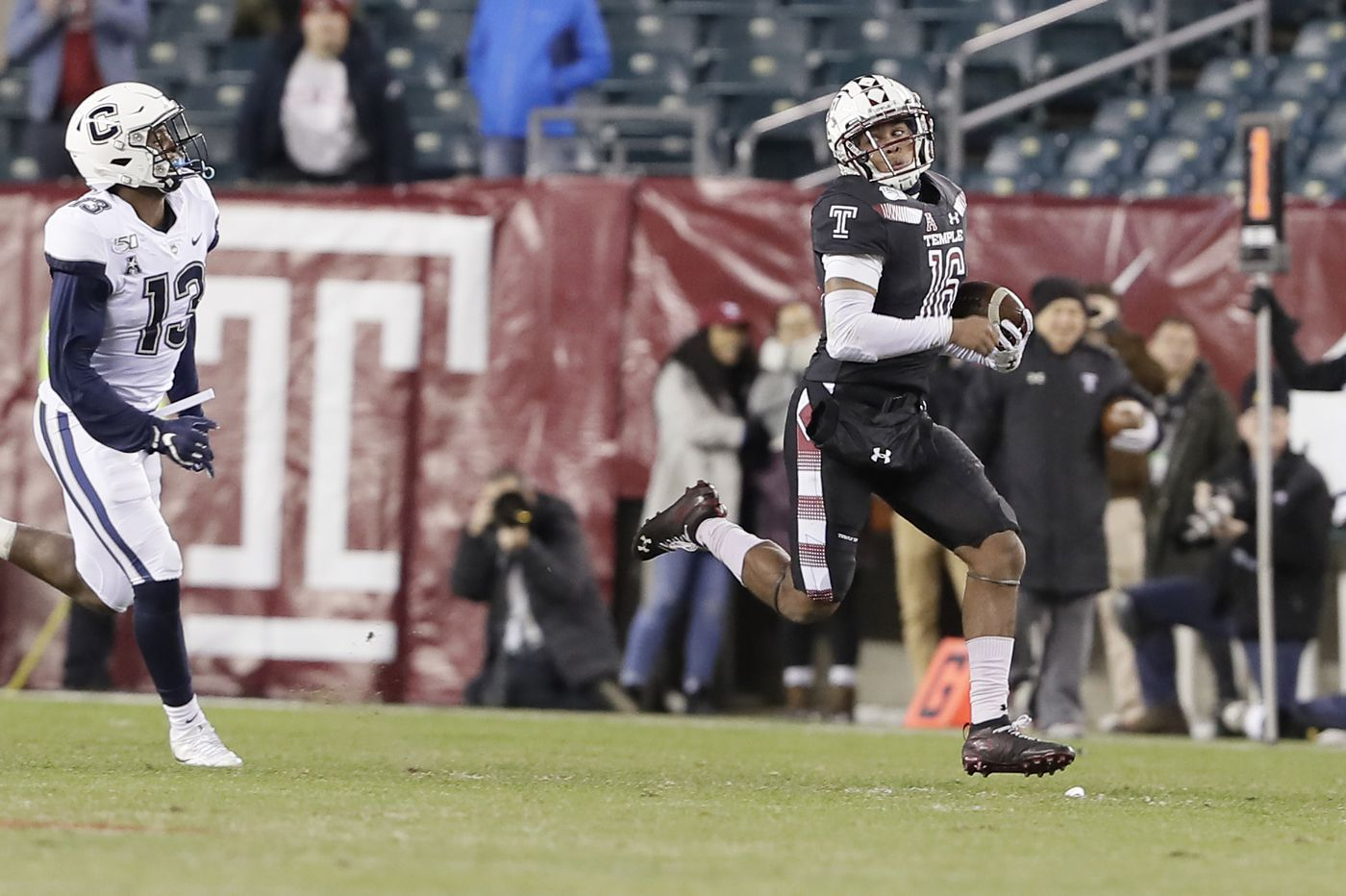 Bowl possibilities are numerous for Temple football